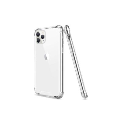 Green Lion Rocky Series 360 Anti-Shock Case For iPhone 12 Pro Max 6.7-inch, Clear