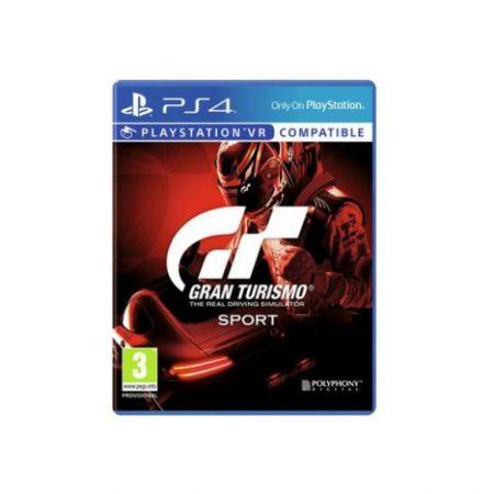 Gran Turismo: Sport - PlayStation 4