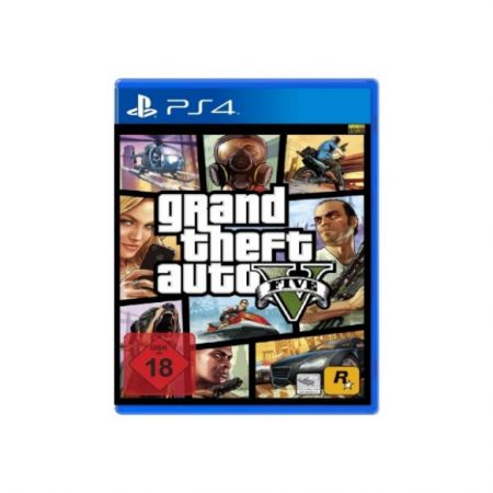 Grand Theft Auto 5 - PS4 - PlayStation 4
