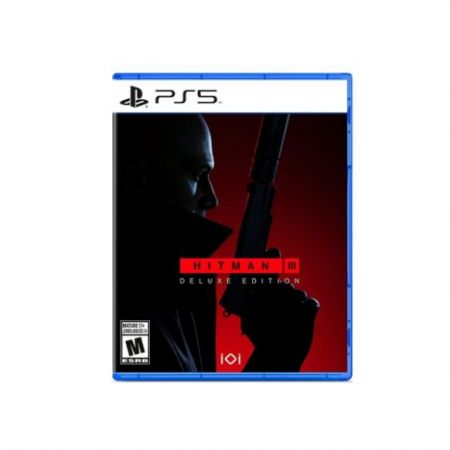 Hitman 3: Deluxe Edition - Playstation 5