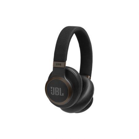 JBL LIVE 650BTNC - Wireless Over-Ear Noise Cancelling Headphones
