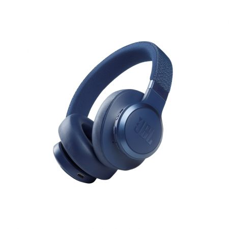 JBL Live 660NC - Wireless Over-Ear Noise Cancelling Headphones with Long Lasting Battery and Voice Assistant