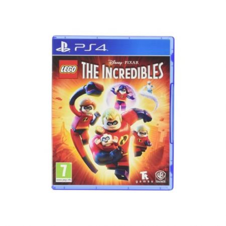 LEGO: The Incredibles - PlayStation 4