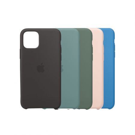 Silicone Case For iPhone 11